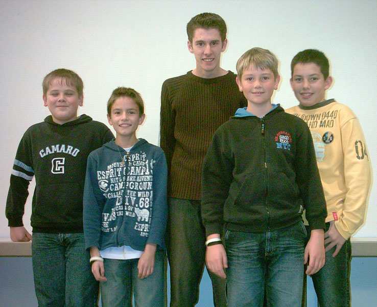 Gruppe Matthias (2003-2008)