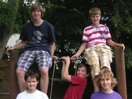 Gruppe Tobias
