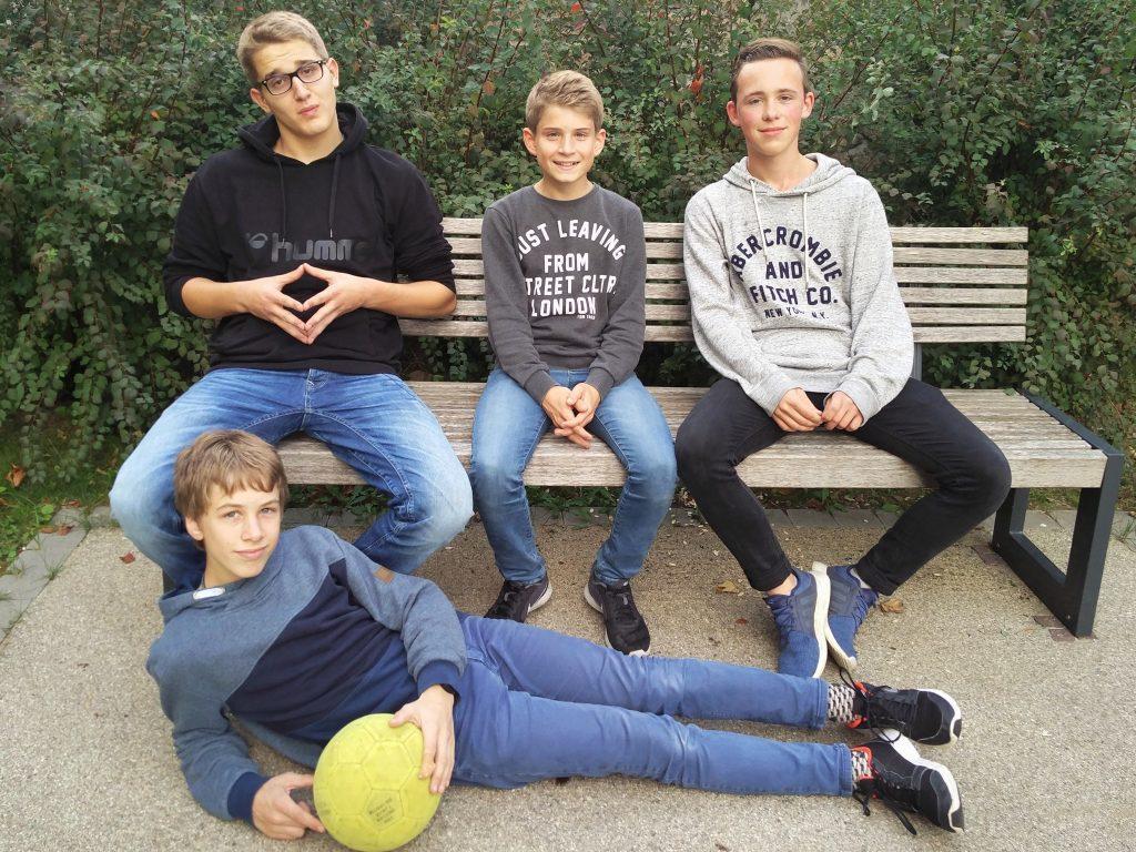 Gruppe Jakob 2017